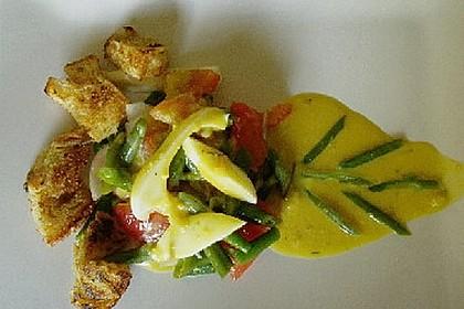 Alberto's grüner Bohnensalat spezial 4
