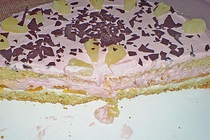 Schneller Mandarinenkuchen (Bild)