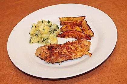 Kartoffelspalten aus dem Ofen 13