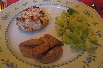 Kartoffelspalten aus dem Ofen 15