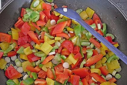 Kartoffel - Curry mit Pfirsich 26