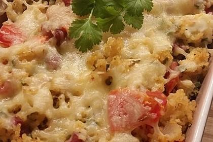 Brokkoli-Hirse mit Feta/Schafskäse 29