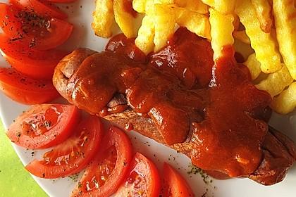 Currysauce für Currywurst (Bild)