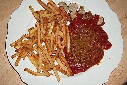Currysauce für Currywurst 109
