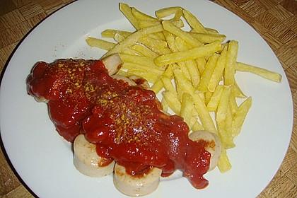 Currysauce für Currywurst 32