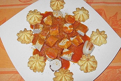Currysauce für Currywurst 63