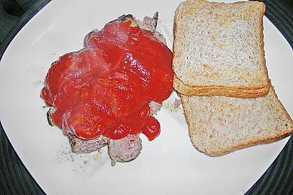 Currysauce für Currywurst 108