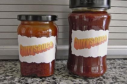 Currysauce für Currywurst 38