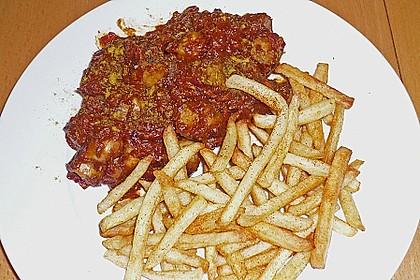 Currysauce für Currywurst 89
