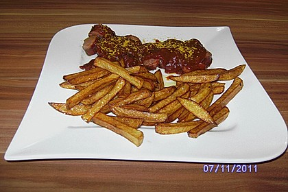 Currysauce für Currywurst 98
