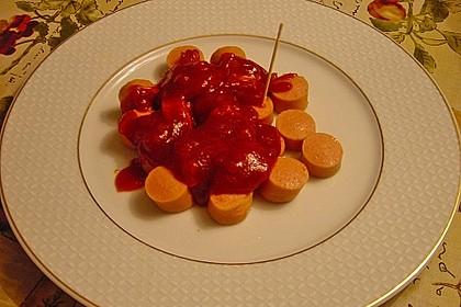 Currysauce für Currywurst 100