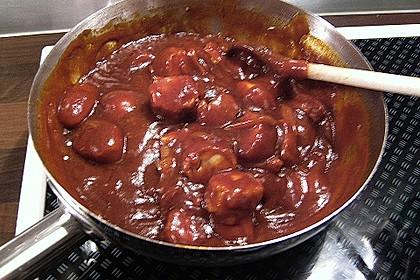 Currysauce für Currywurst 106