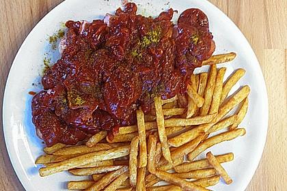 Currysauce für Currywurst 95