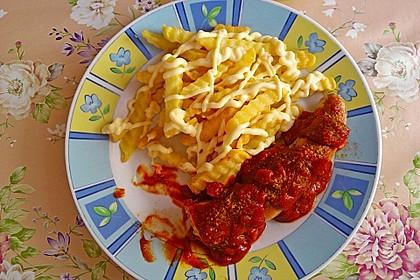 Currysauce für Currywurst 61