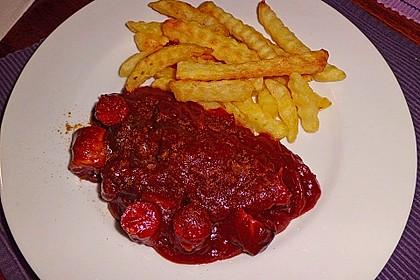 Currysauce für Currywurst 28
