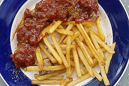 Currysauce für Currywurst 102
