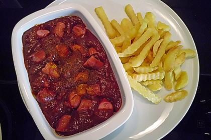 Currysauce für Currywurst 72