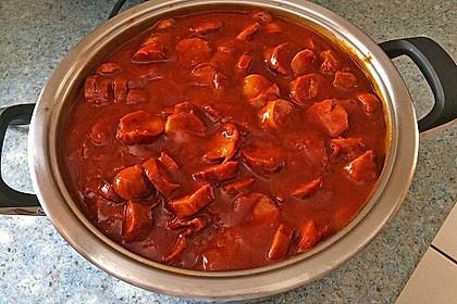 Currysauce für Currywurst 36