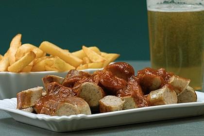 Currysauce für Currywurst 7