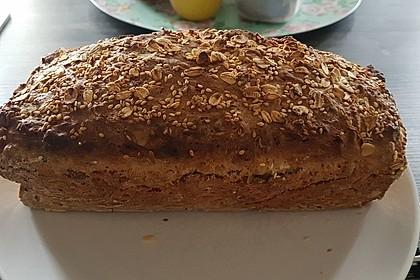 Einfaches Brot 6
