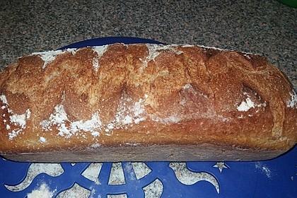 Einfaches Brot 14