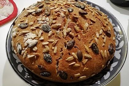 Einfaches Brot 8
