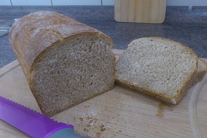Einfaches Brot 64