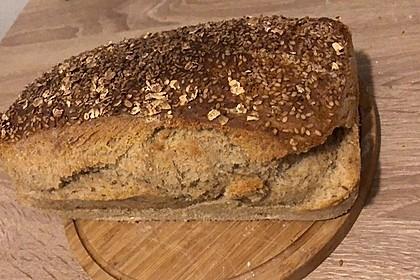 Einfaches Brot 2