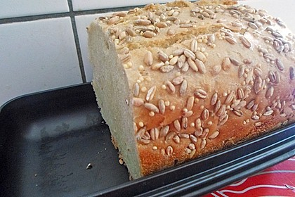 Einfaches Brot 23