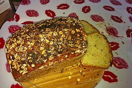 Einfaches Brot 96