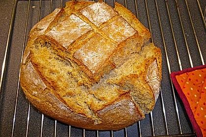 Einfaches Brot 3