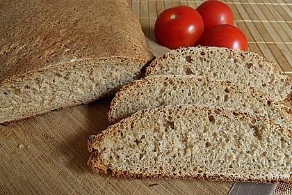 Einfaches Brot 20