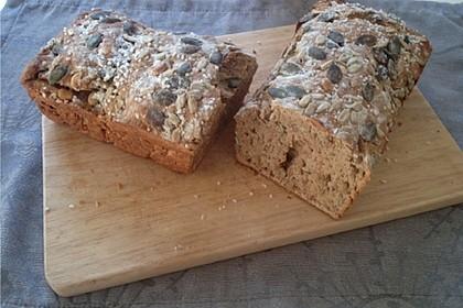 Einfaches Brot 75