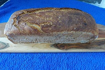 Einfaches Brot 92