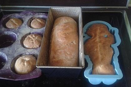 Einfaches Brot 68