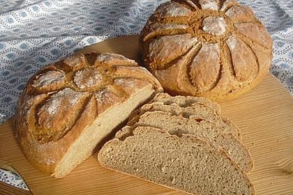 Einfaches Brot 4