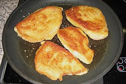Putenschnitzel mit Knusperkruste 1
