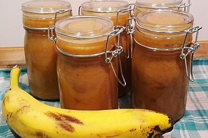 Bananenmarmelade 6