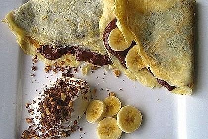Bananasplit - Crepes
