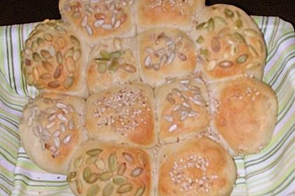 Frühstücks - Brötchen für Morgenmuffel 176