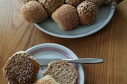 Frühstücks - Brötchen für Morgenmuffel 7