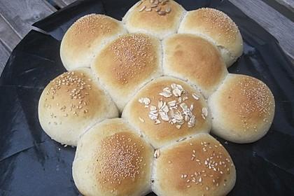 Frühstücks - Brötchen für Morgenmuffel 9