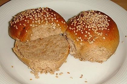 Frühstücks - Brötchen für Morgenmuffel 17