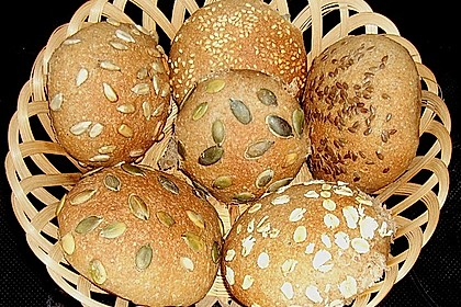 Frühstücks - Brötchen für Morgenmuffel 2