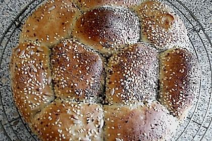 Frühstücks - Brötchen für Morgenmuffel 105