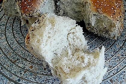 Frühstücks - Brötchen für Morgenmuffel 102