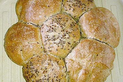 Frühstücks - Brötchen für Morgenmuffel 55