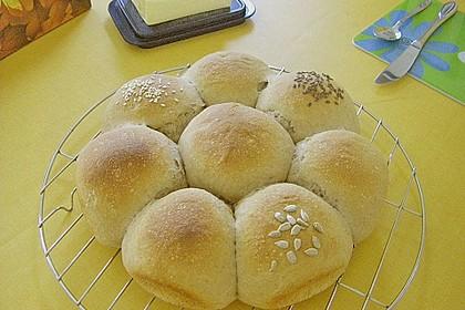 Frühstücks - Brötchen für Morgenmuffel 121