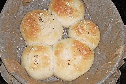 Frühstücks - Brötchen für Morgenmuffel 146