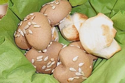 Frühstücks - Brötchen für Morgenmuffel 178